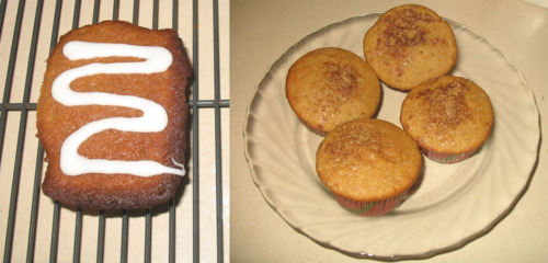 Chai Spiced Tea Loaves And Muffins