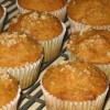 Pumpkin Muffins With Sugar On Top