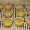 Banana Coconut Lime Muffins