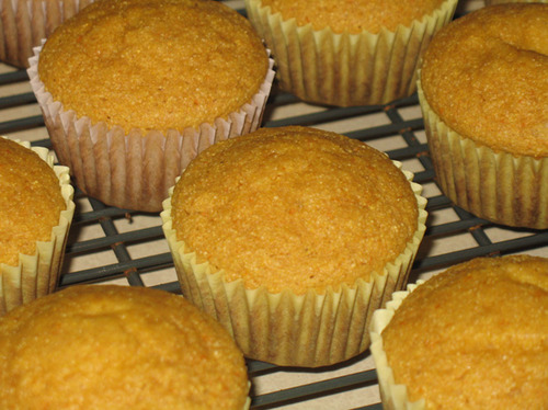 Healthy Cornbread Muffins fail