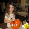 Juliet Making Cookies