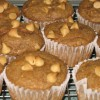 Banana Muffins With Peanut Butter Chips in BC