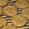 Butterscotch Cookies With Rice Krispies