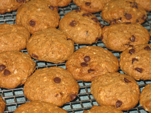 Healthy Breakfast Cookies in BC