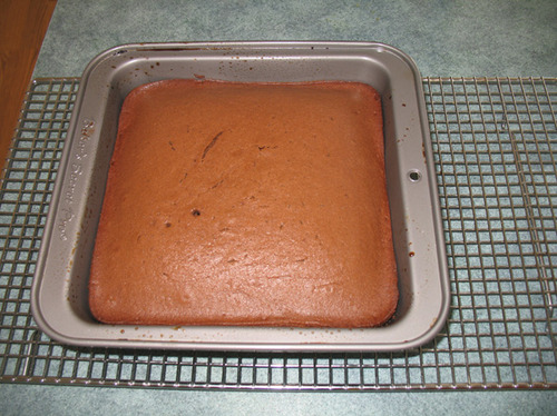 Mocha Snack Cake in BC