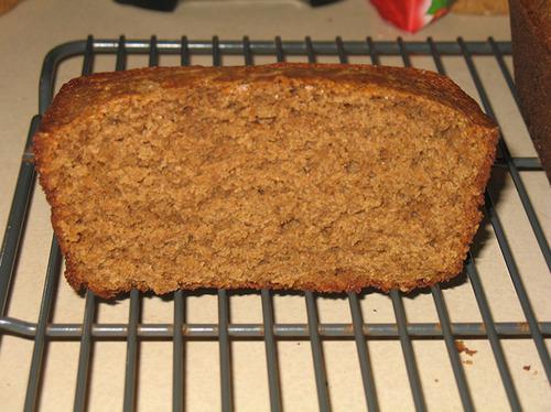 Apple Cider Spice Bread