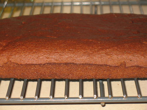 Low Fat Pumpkin Gingerbread