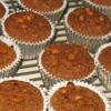 Spiced Pumpkin Bran Muffins
