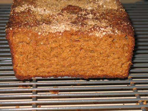 Wheat Germ And Molasses Bread