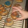 Vanilla Mini Donuts