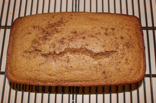 Chai Tea Bread