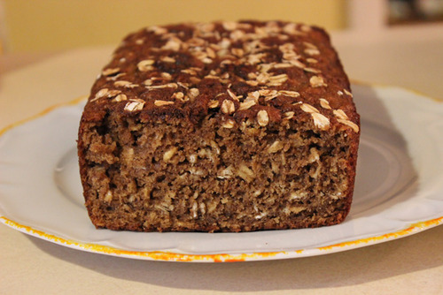 Oatmeal Tea Bread