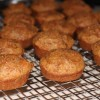 Carrot Spice Mini Muffins