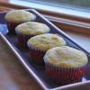 Honey Sage Corn Muffins