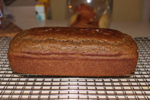 Meyer Lemon Spice Bread