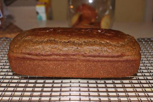 Meyer Lemon Spice Bread