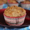 Oatmeal Cookie Muffins with Cappuccino Chips