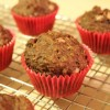 Chocolate Cinnamon Chip Espresso Oat Muffins