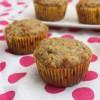 Peach Ginger Tea Muffins