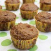 Whole Wheat Cinnamon Muffins