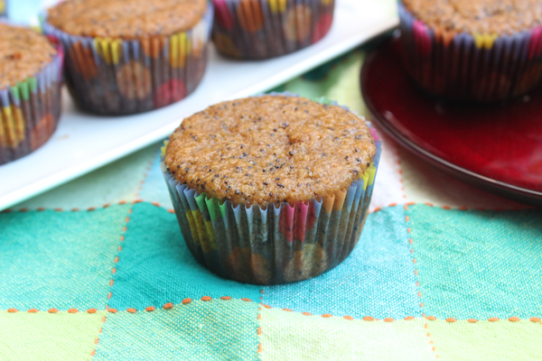 Peachy Keen Muffins