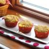Fluffy Corn Muffins