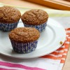 Molasses Bran Spice Muffins