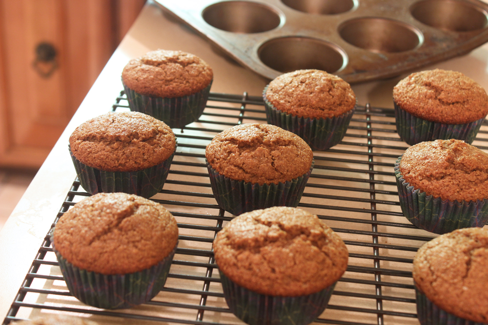 Spiced Apple Cider Muffins - Baking Adventures In A Messy ...