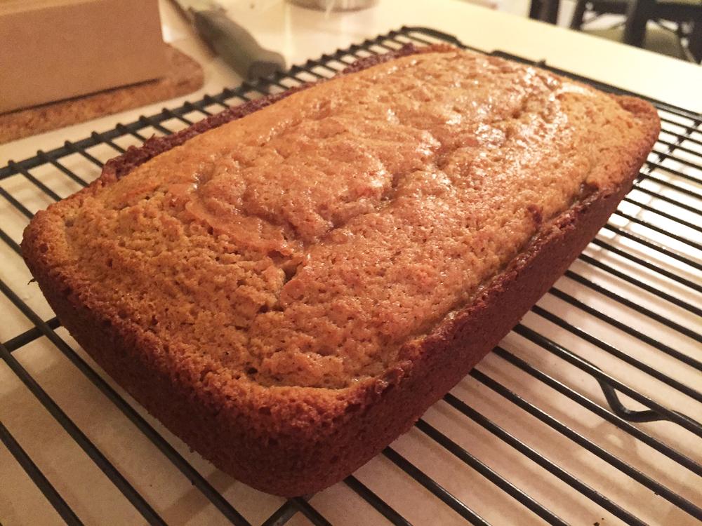 Clementine Tea Loaf