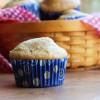Meyer Lemon Earl Grey Tea Muffins