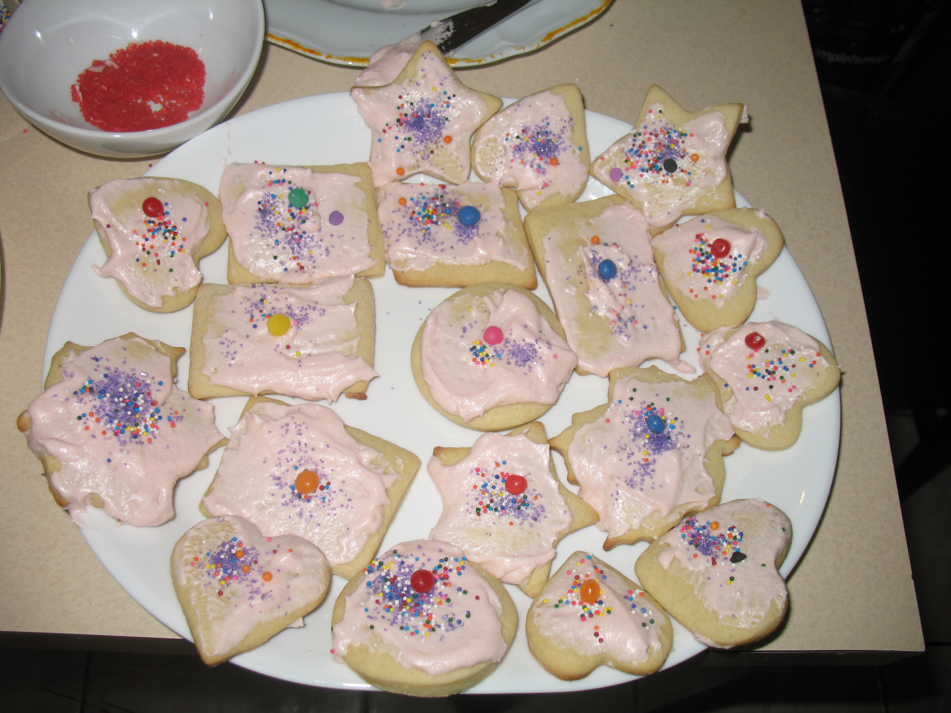 Nathaniel's cookies