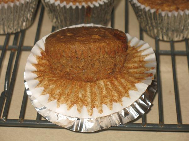 muffin inside