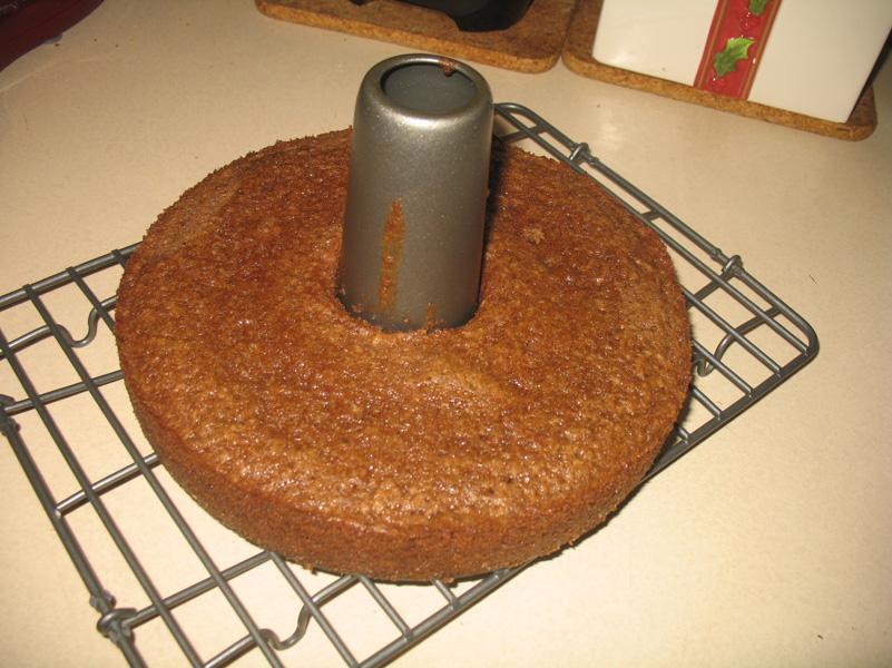 short flat oatmeal cake