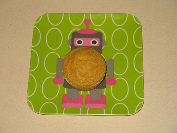 muffin body robot