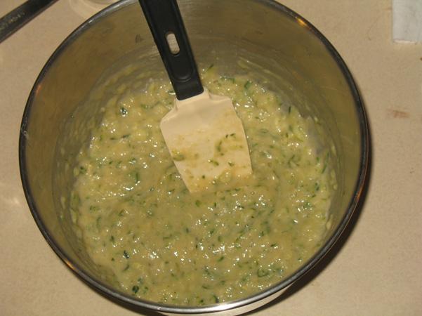 zucchini, mixed