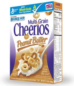 Peanut Butter Cheerios
