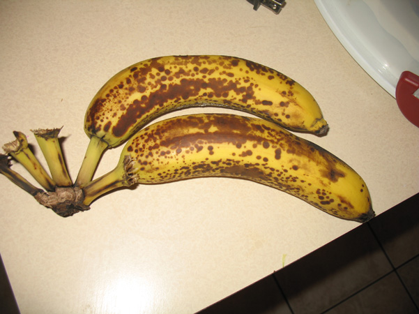 gross bananas