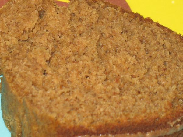 inside of cake