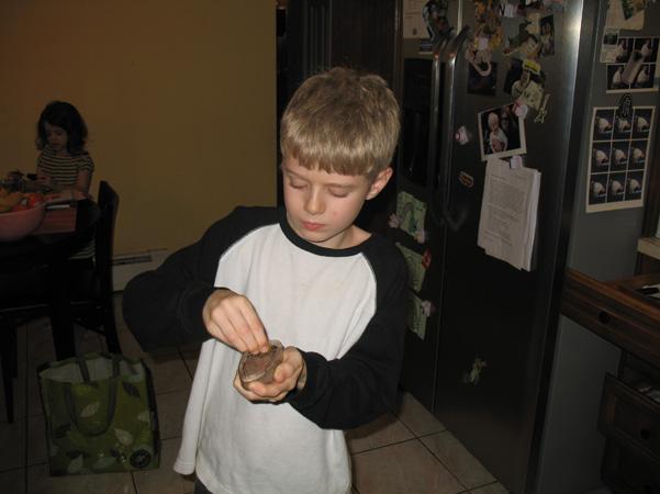 Nathaniel grating nutmeg