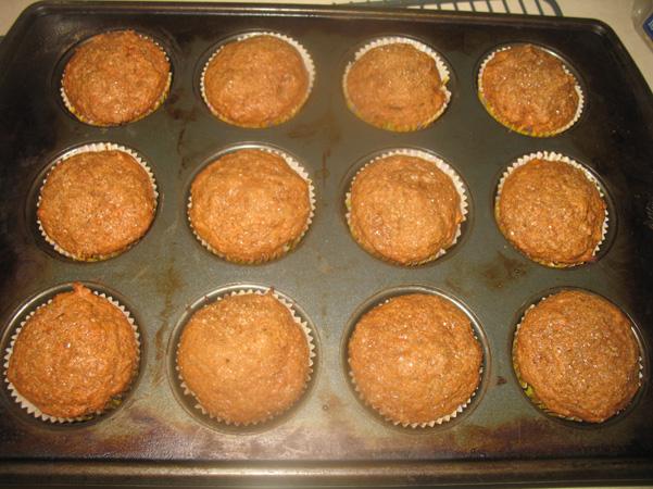 muffins, done