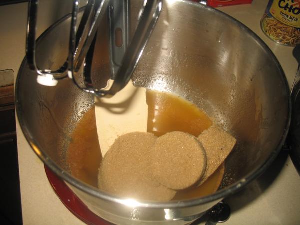 sugar & salt added