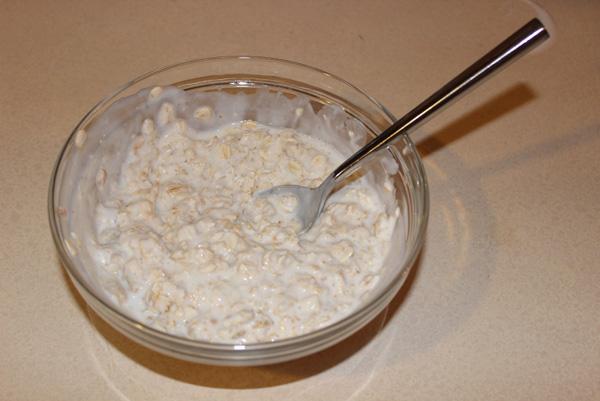 oats and buttermilk