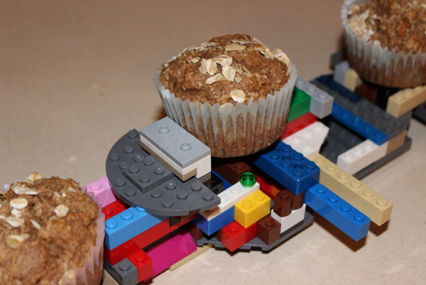 muffin transport