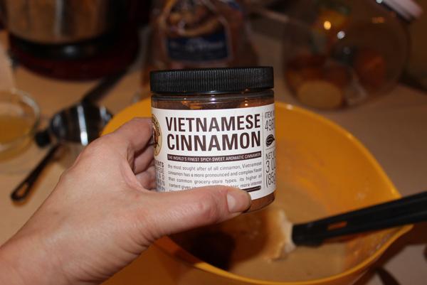 Vietnamese cinnamon