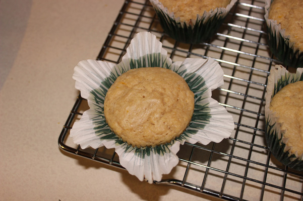 flower muffin