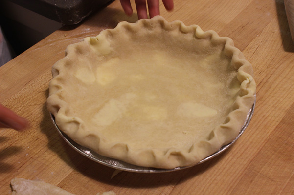 pretty pie crust