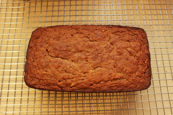 graham banana bread