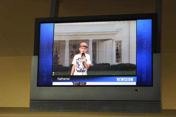 newscaster Nathaniel