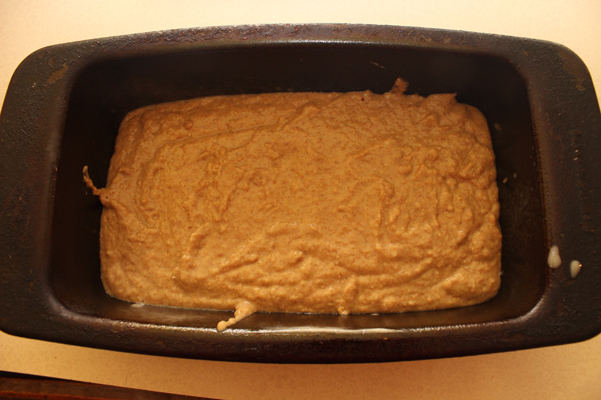 batter in pan