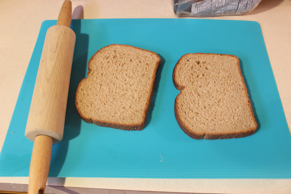 bread and rolling pin